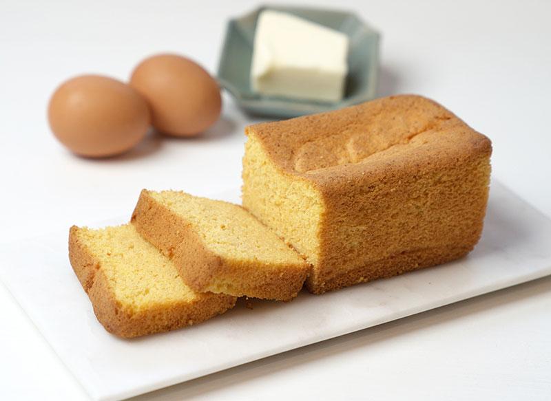 低糖質なパウンドケーキ 糖質6.9g